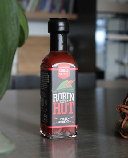 Chili sauce Robin Extra Hot