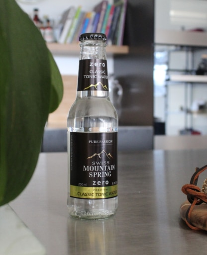 Swiss Mountain Spring Zero Tonic Water