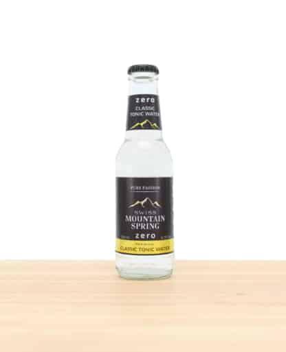 Swiss Mountin Spring Classic Tonic Water ZERO