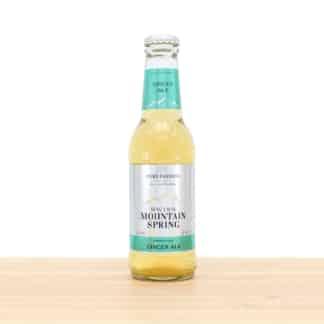 Swiss Mountin Spring Ginger Ale
