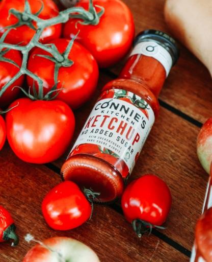 Connies Kitchen Bio Ketchup ohne Zucker