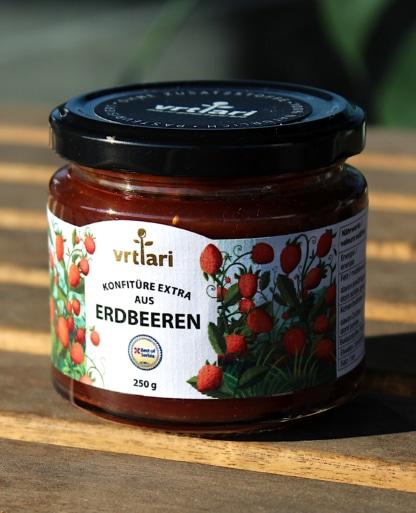 Extra Konfitüre Erdbeeren Online kaufen