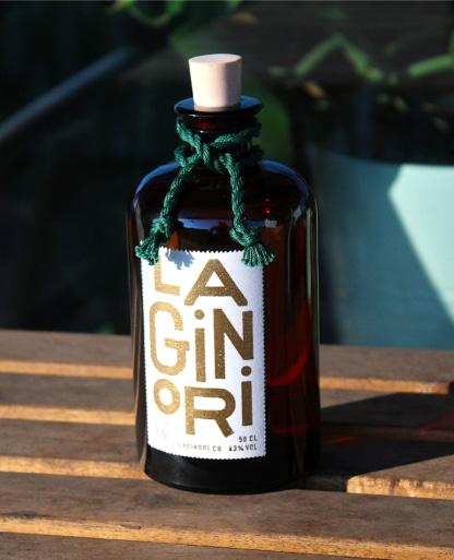 Lagonori Handcrafted bester Gin