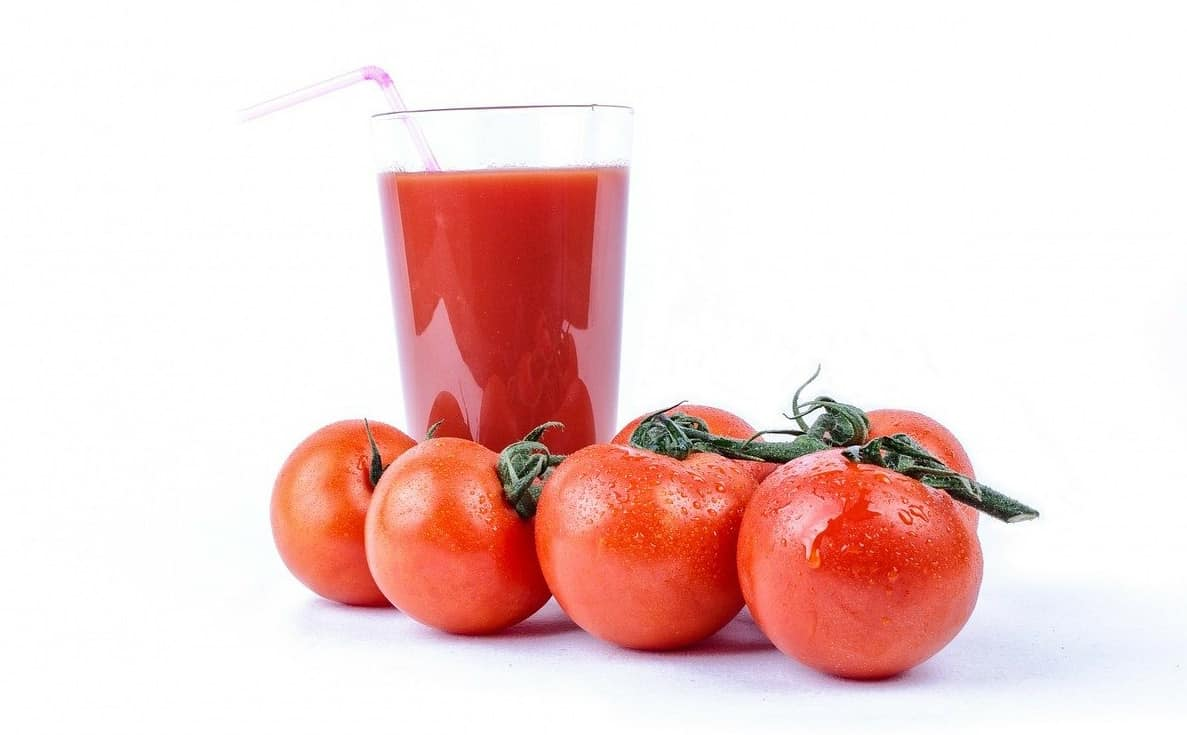 Ist Tomatensaft gesund?