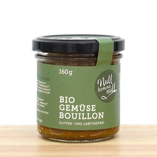 BIO Gemüse Bouillon NullkommaNull Online bestellen
