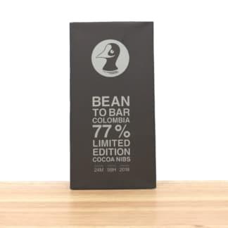 Bean to Bar Schokolade Colombia Taucherli
