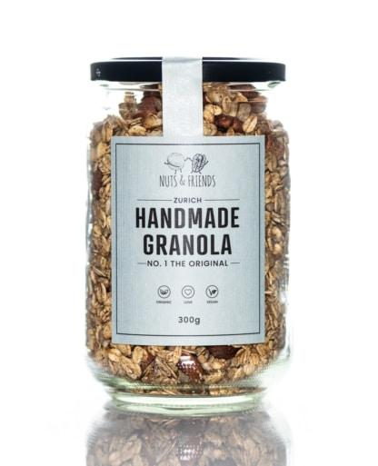 BIO Granola Nuts and Friends Original
