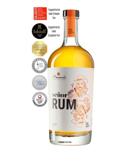 Macardo Bester Senor Rum