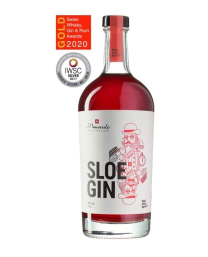 Macardo Schweizer Sloe Gin