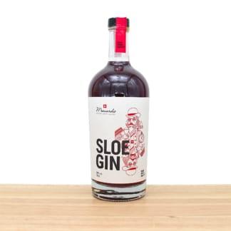Macardo Sloe Gin für Apero