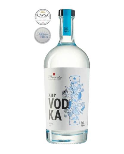 Swiss Made Macardo Zar Vodka