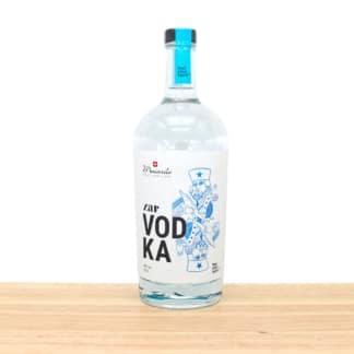 Macardo Schweizer Zar Vodka Swiss Made