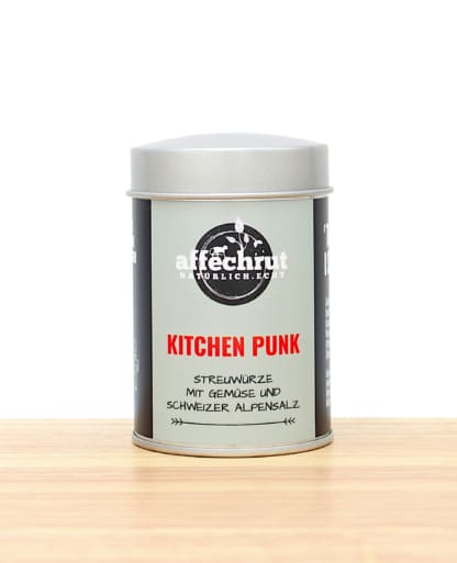 Affechrut Kitchen Punk Aromat alternative Gewürz