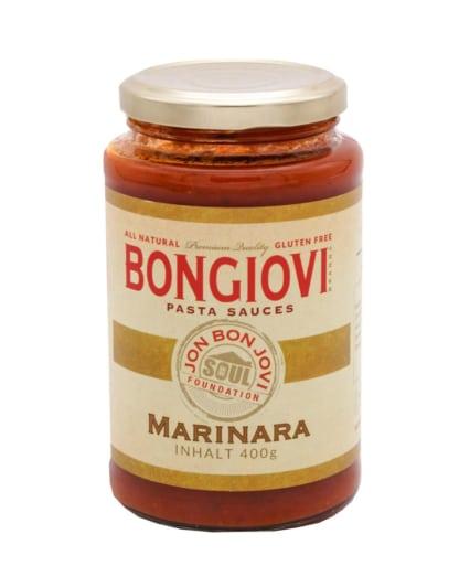 Bongiovi Pastas Sauce Marinara Pasta