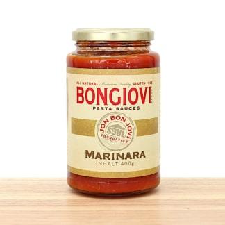 Bongiovi Pastasauce Marinara Pasta