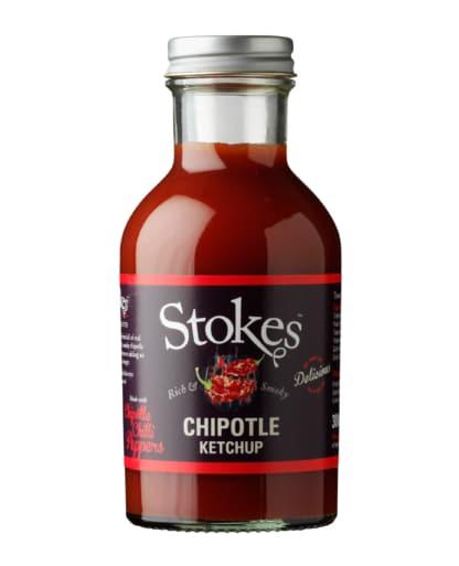 Stokes Chipotle Ketchup