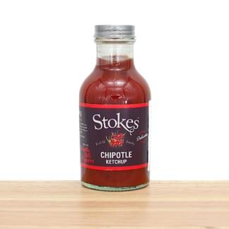Chipotle Ketchup von Stokes mit raugigem Geschmack