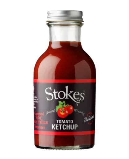 Stokes Tomato Tomaten Ketchup