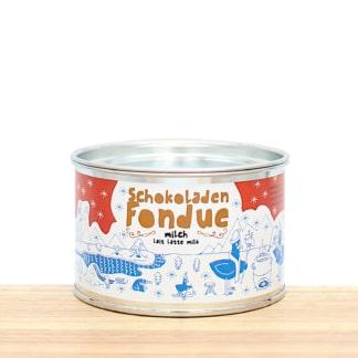 Taucherli Schokoladenfondue Milch Schoggi Schweiz