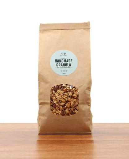 Bio Granola Beutel Nuts and Friends