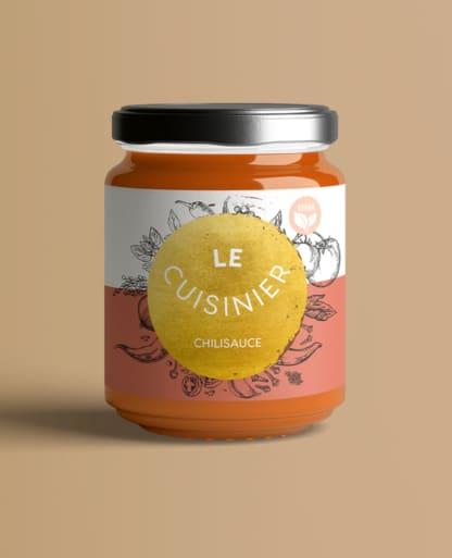Chilisauce Fertigsauce von Le Cuisinier